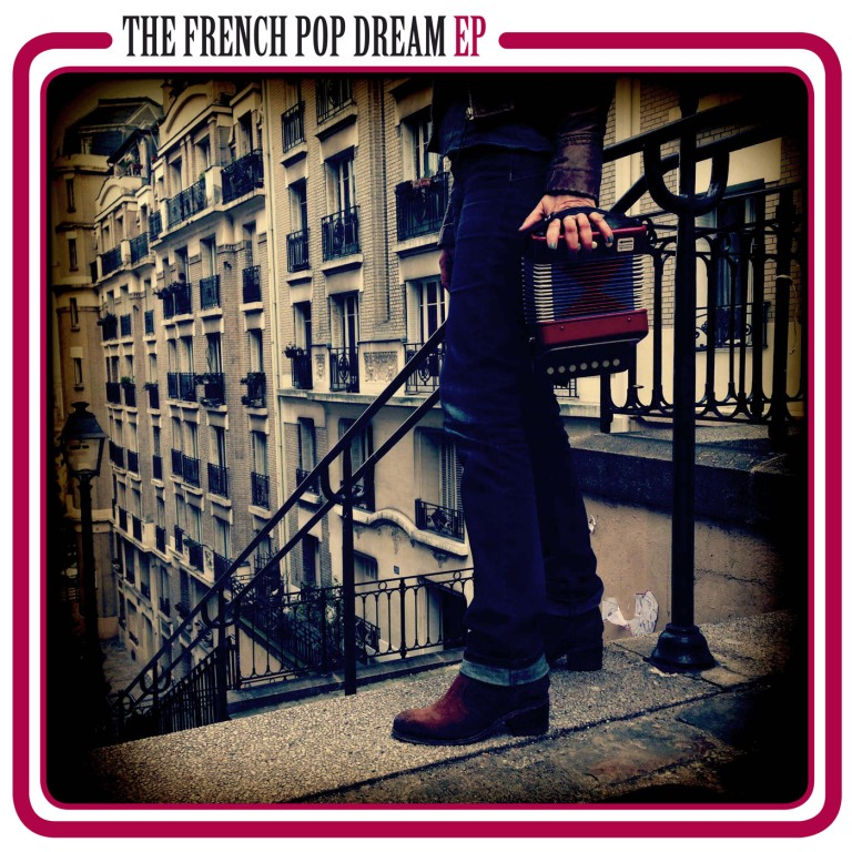 French Pop Dream EP sleeve